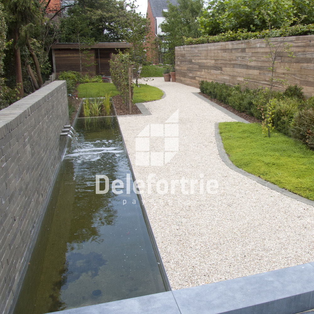 Amenagement exterieur bassin de jardin id e - Photo de bassin de jardin ...
